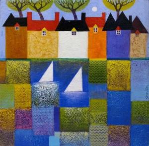 Sailing Town II,