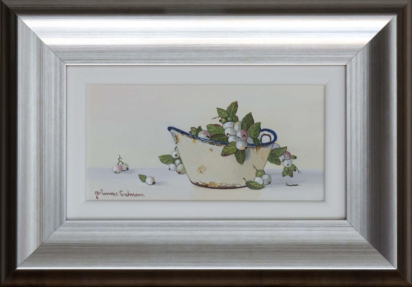 Snowberries, Johannes Eerdmans