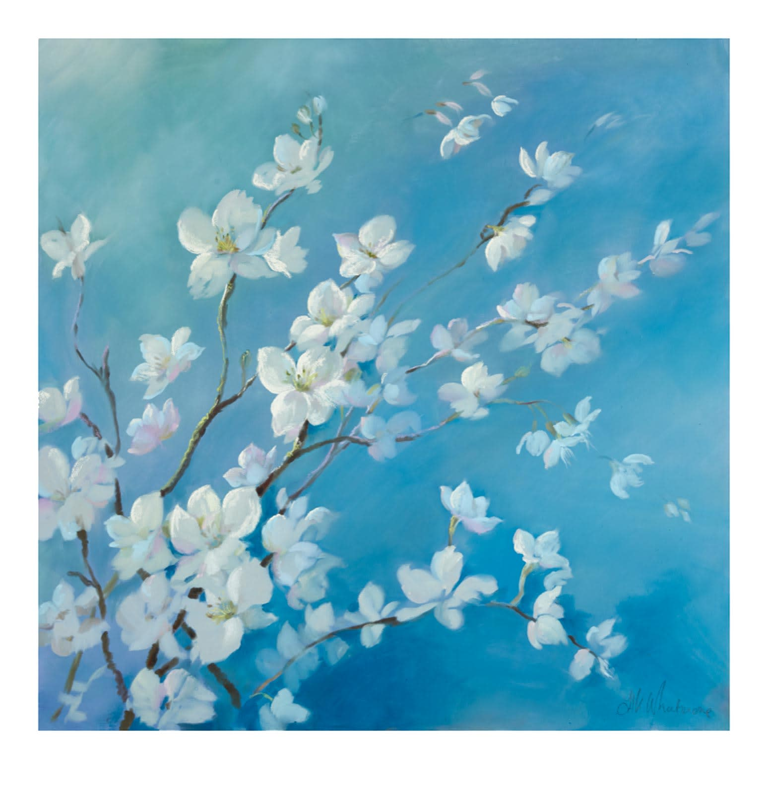 The Beauty Of The Blossom, Nel Whatmore