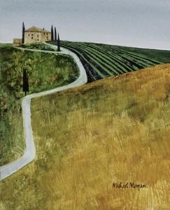 Tuscany Path IV,