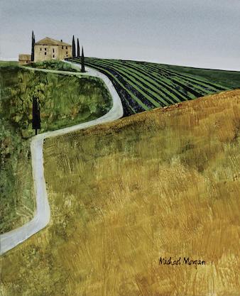 Tuscany Path IV