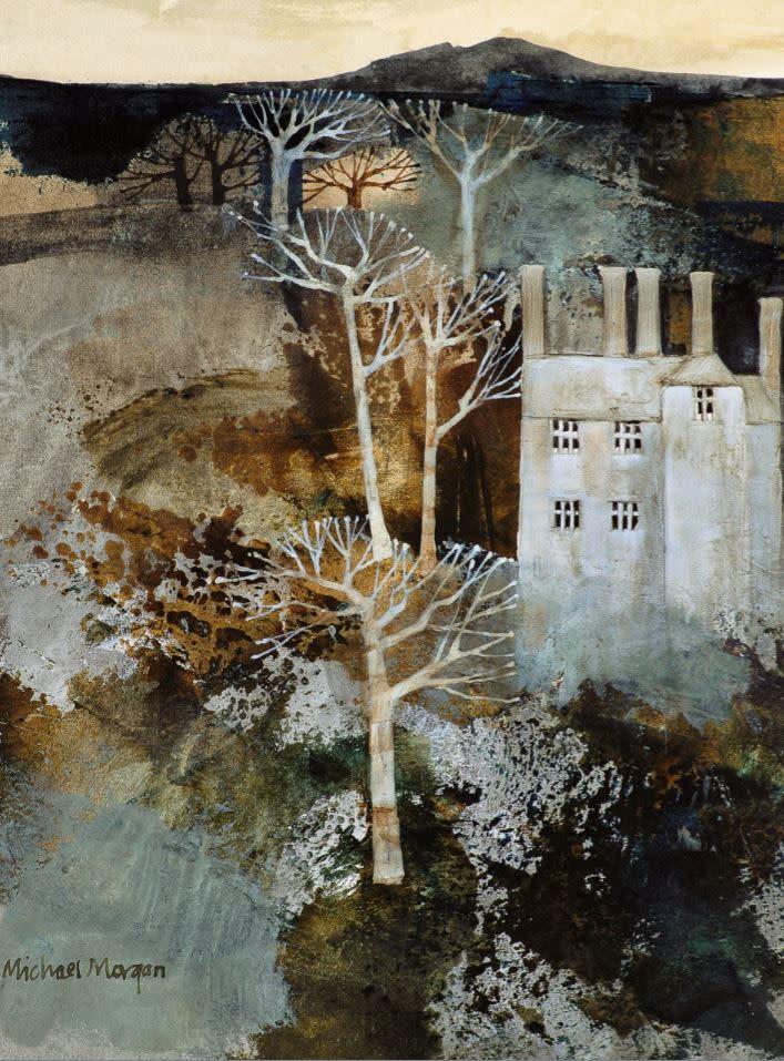 Remote Manor, Michael Morgan