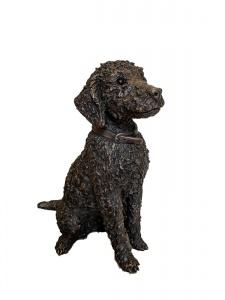Flo Bedlington Terrier,