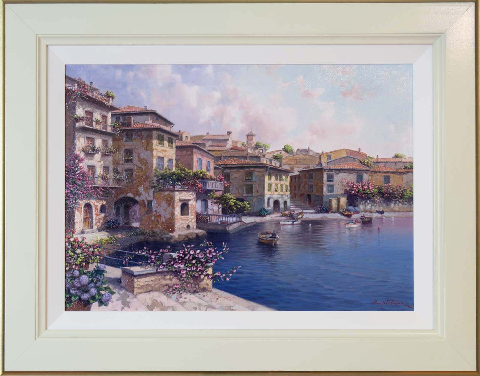 Lake Garda, Italy, Amleto Colucci