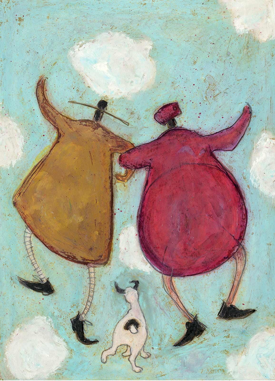The Best Is Yet To Come, Sam Toft