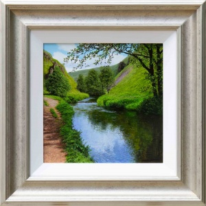 Dovedale, Peak District,