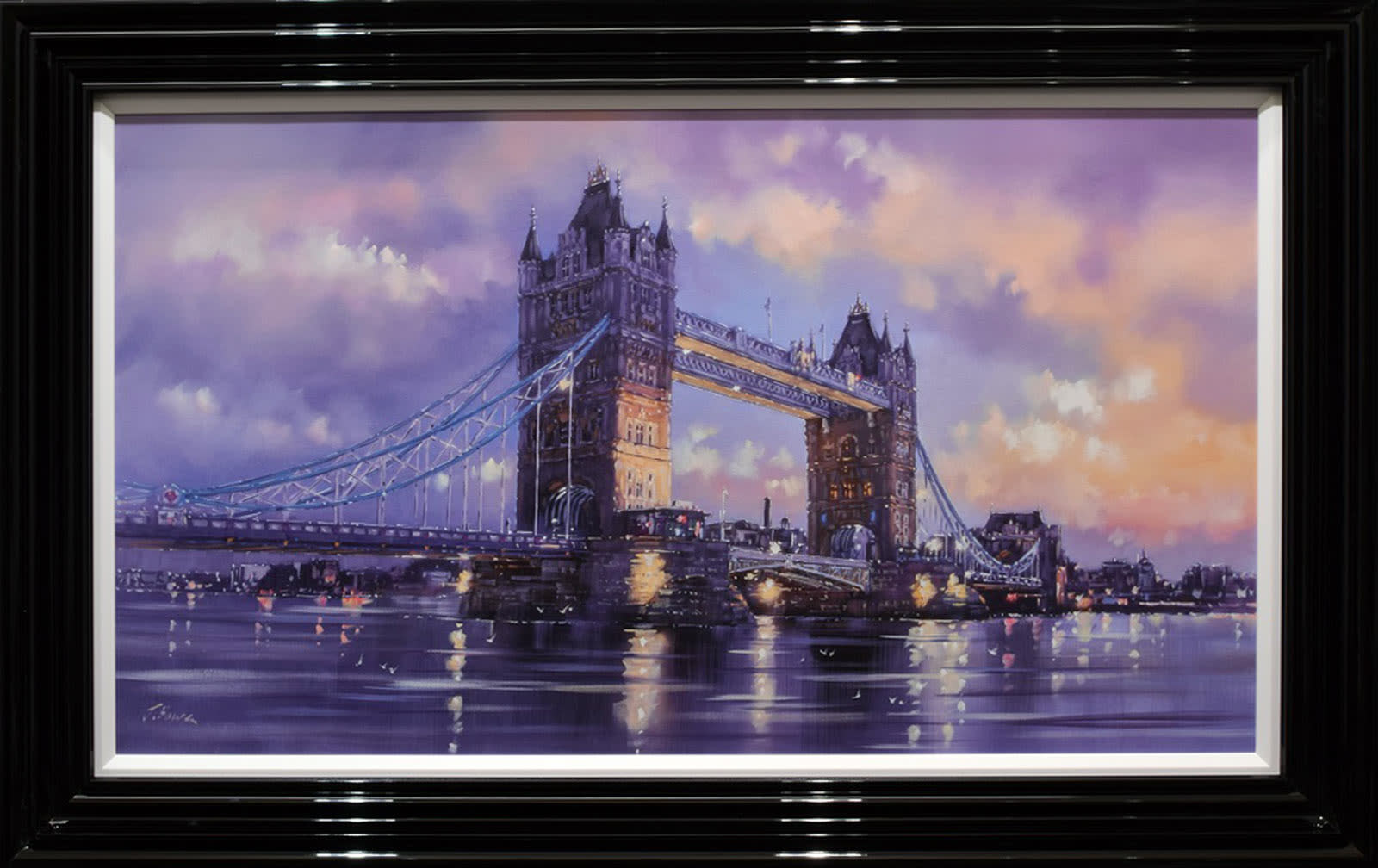 Tower Bridge Glow, Joe Bowen