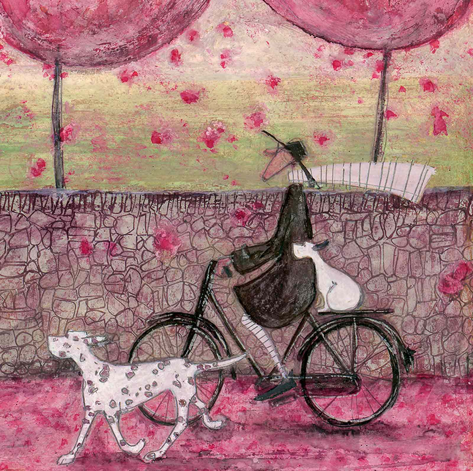 A Pink Day, Sam Toft