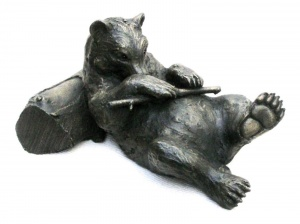 James Lying Bear Cub,