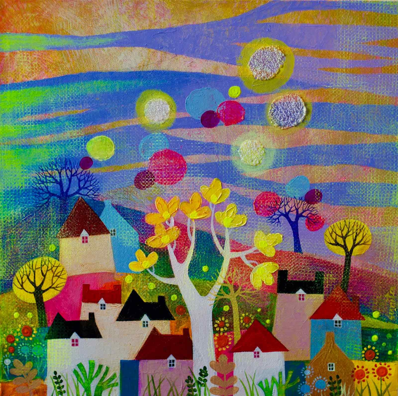 Bright Day, Sunita Khedekar