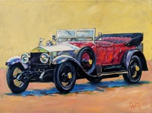 Rolls Royce Circa 1921,