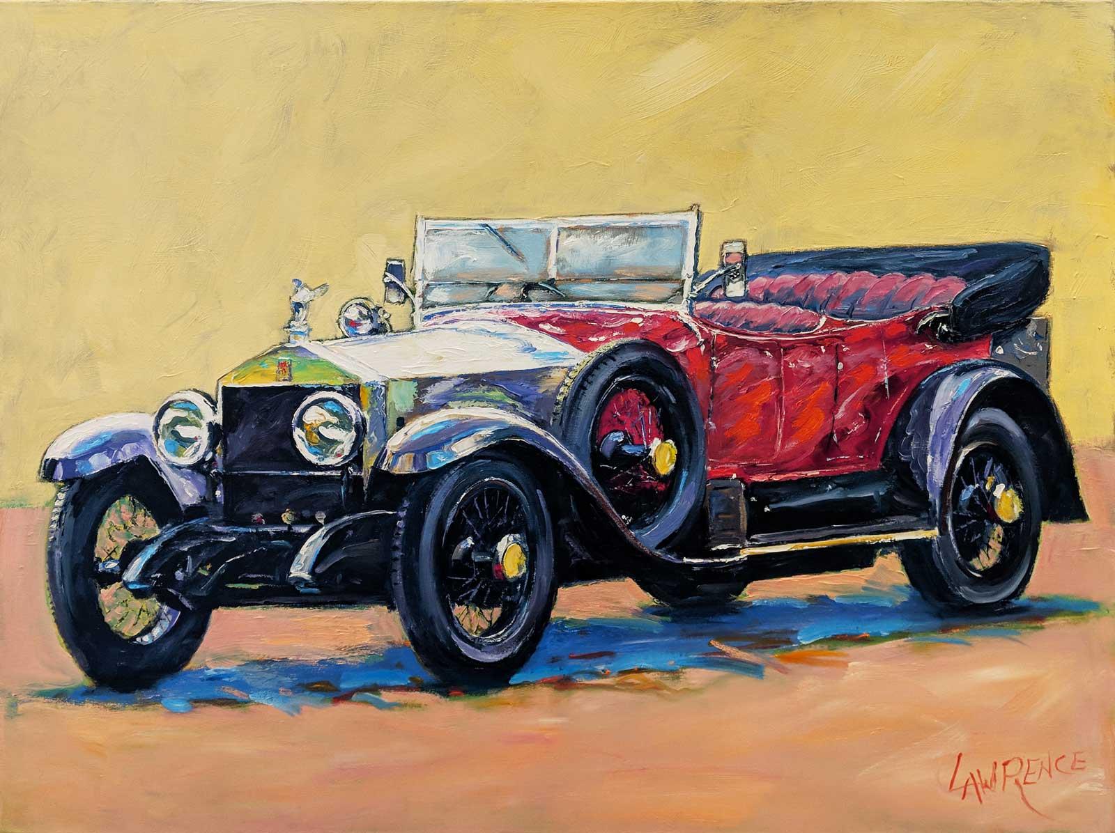 Rolls Royce Circa 1921
