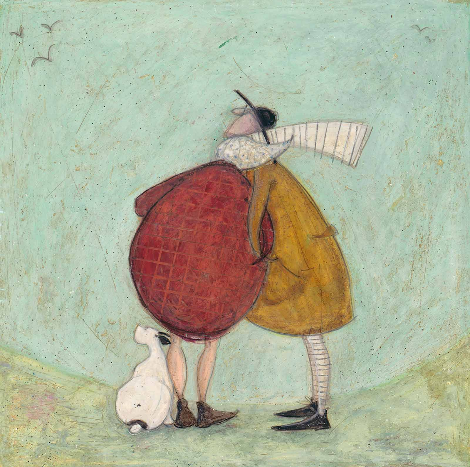 We Have All We Need, Sam Toft