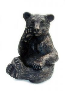 Bertie Sitting Bear Cub,