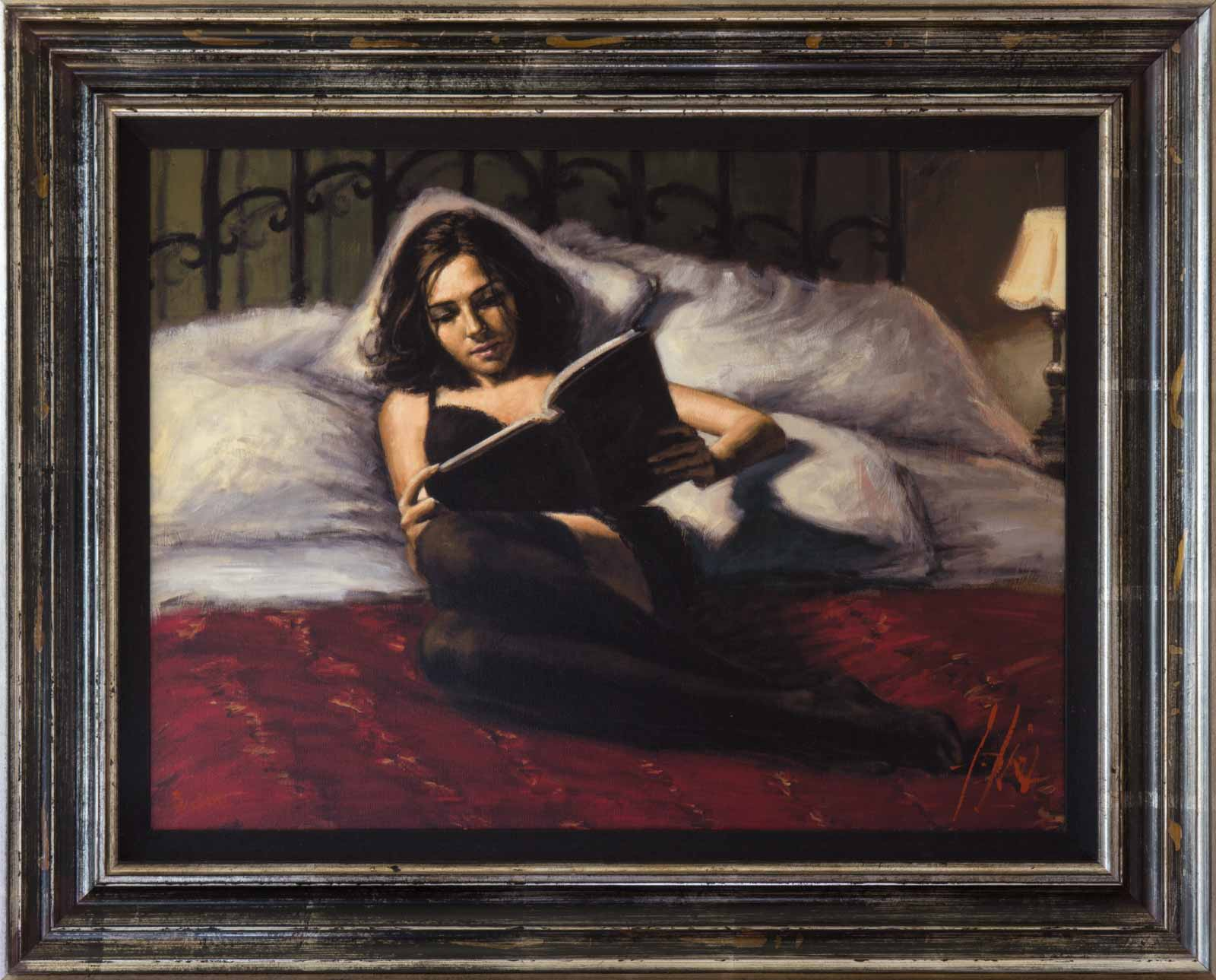 Princess Diaries II, Fabian Perez