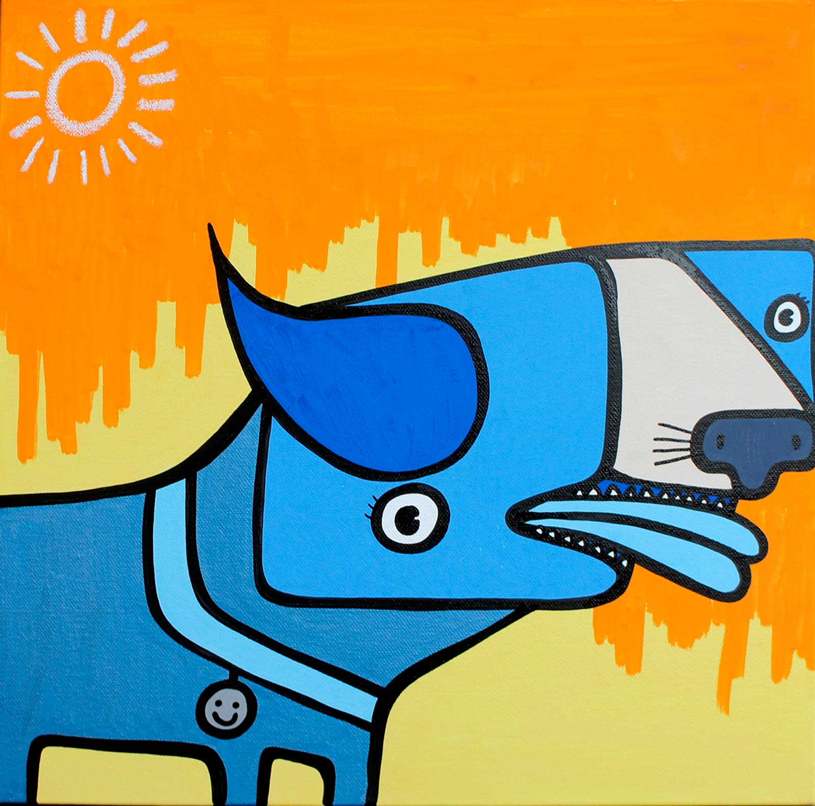 The Dog & The Sun, Kev Munday