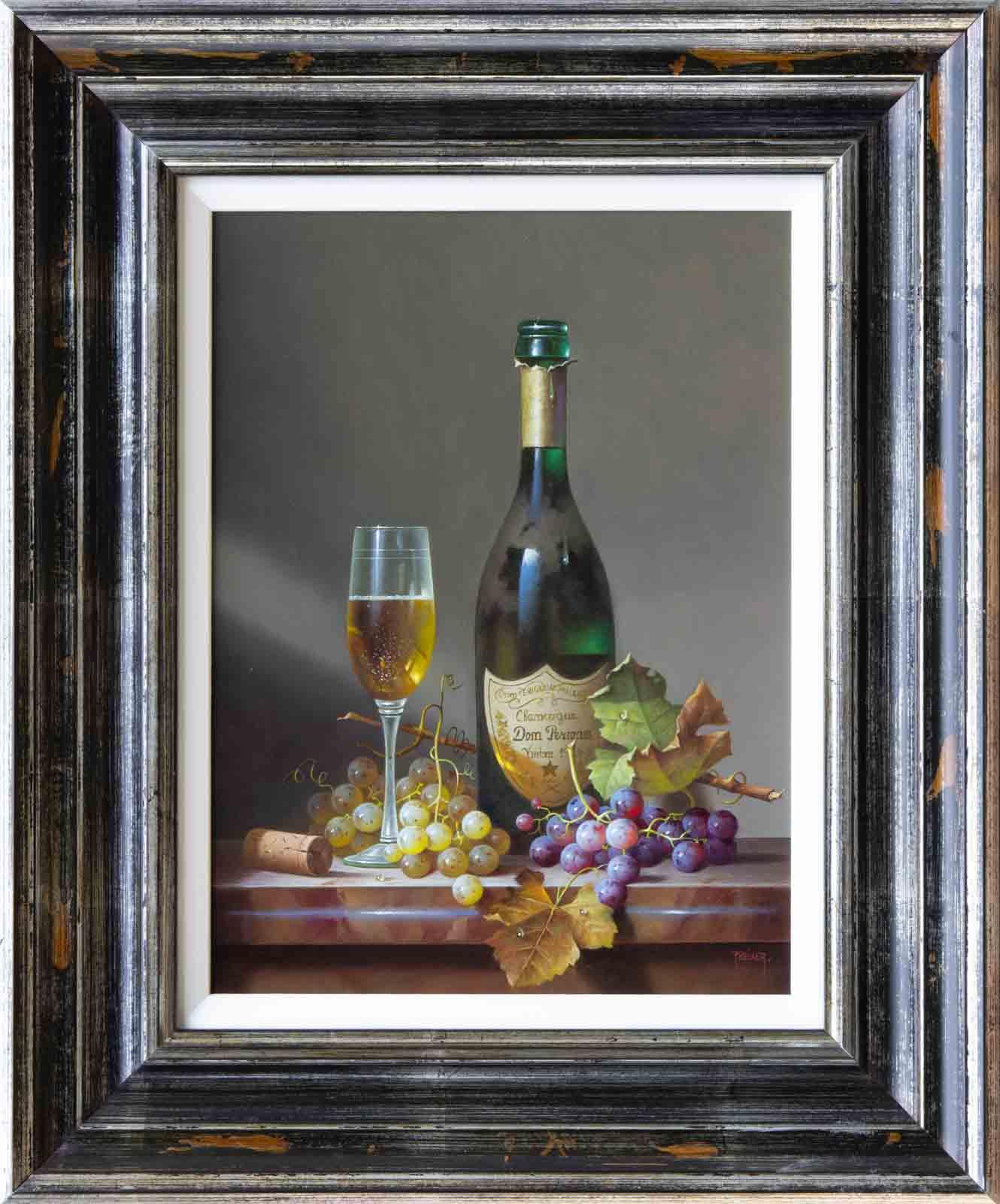Dom Perignon Champagne, Zoltan Preiner
