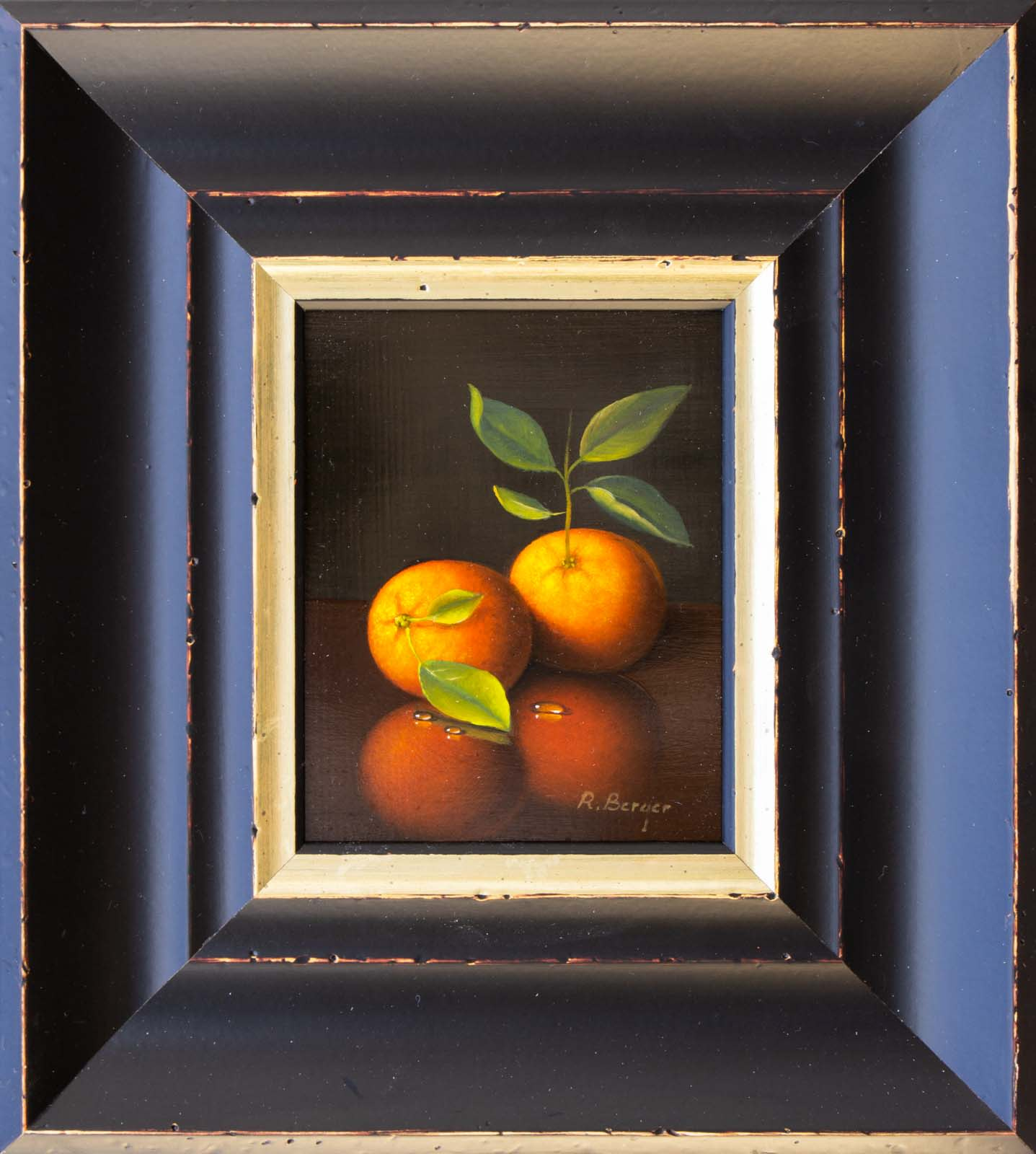 Two Oranges, Ronald Berger
