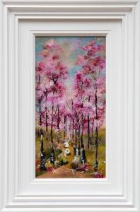 Through the Cherry Blossom,