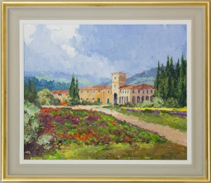 Tuscan Estate,