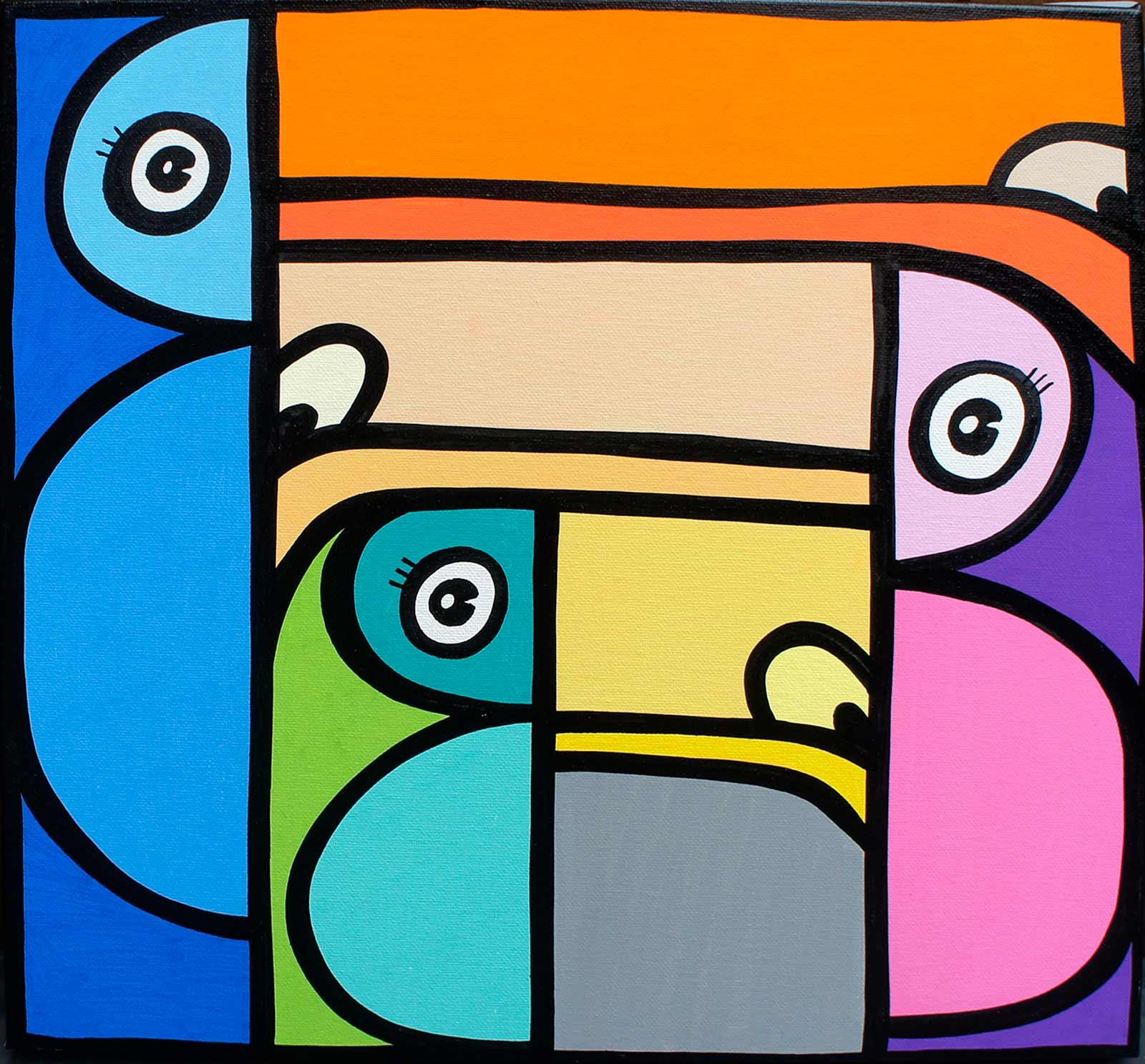 Toucans, Kev Munday