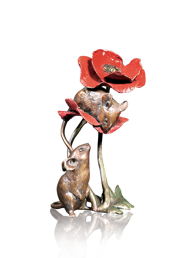 Mice With Poppy, Michael Simpson