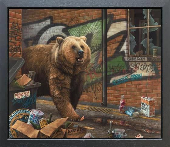 Grizzly, Paul James