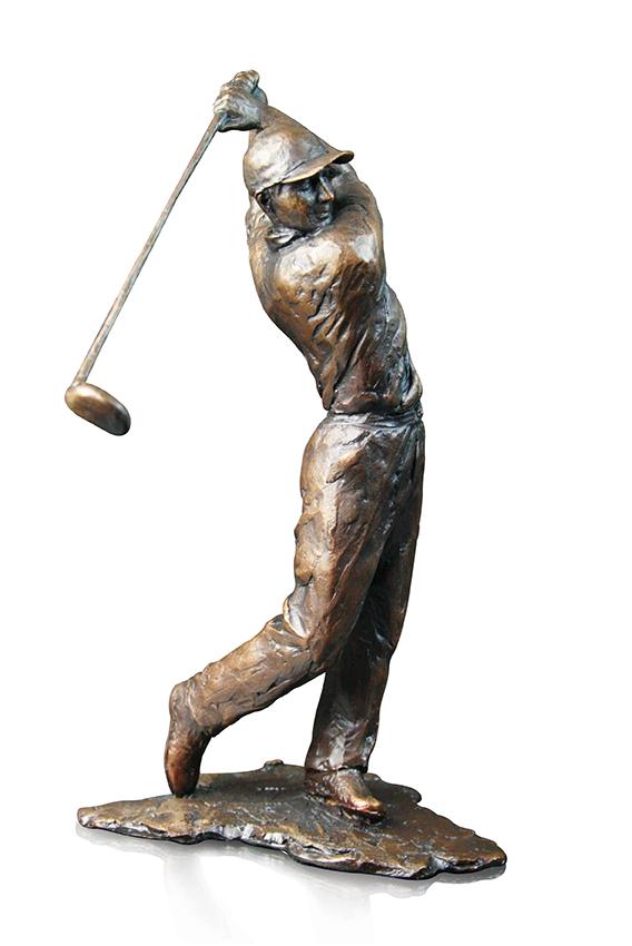 Golfer, Michael Simpson