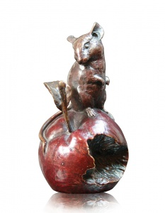 Mouse on Apple,