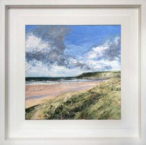 Light Breeze, Holywell Bay,