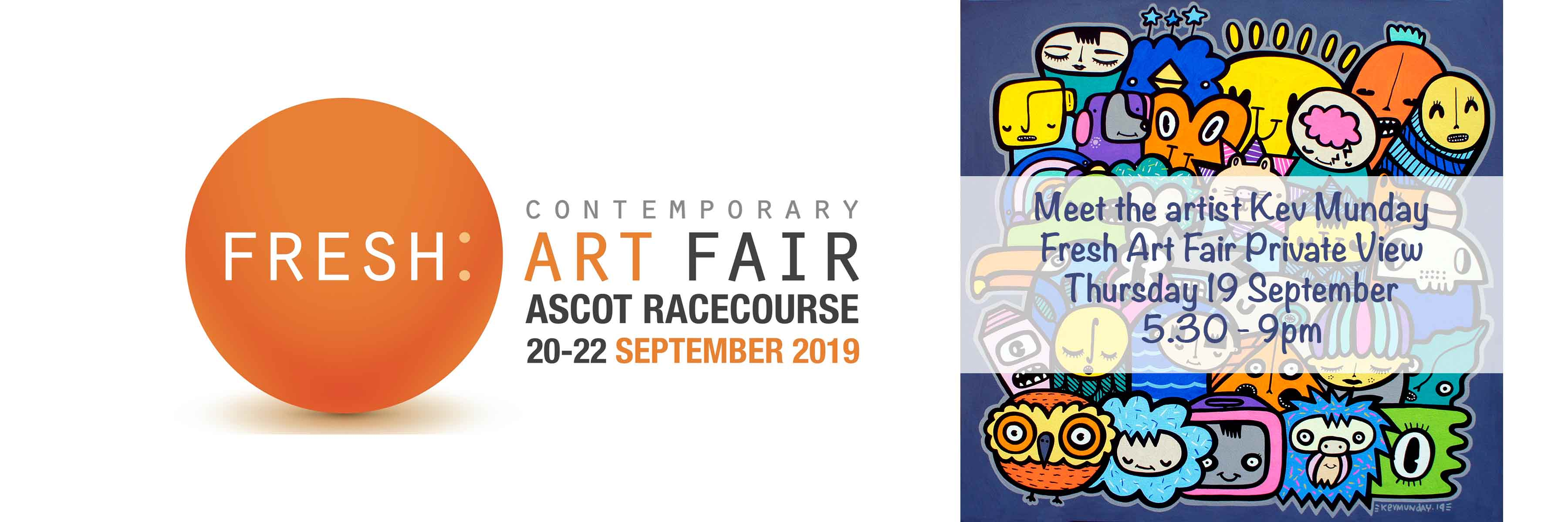 Fresh Art Fair Ascot
