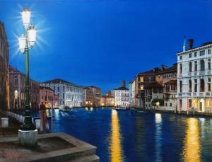 Venice by Night,