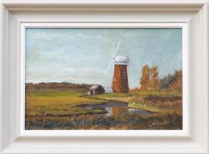 Norfolk Windmill,