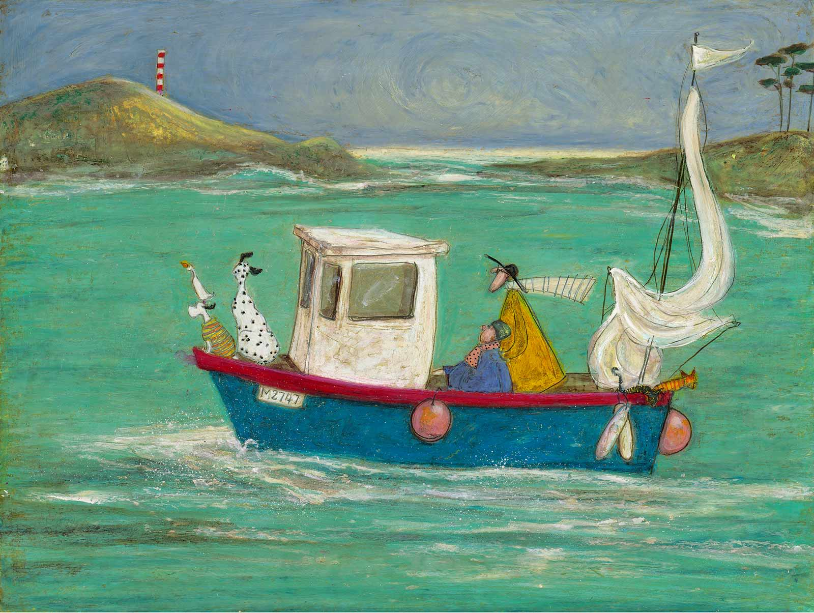 The Cornish Pasty Cruise, Sam Toft