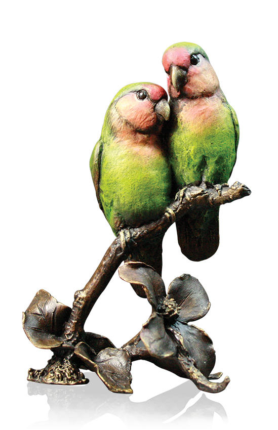 Lovebirds, Keith Sherwin