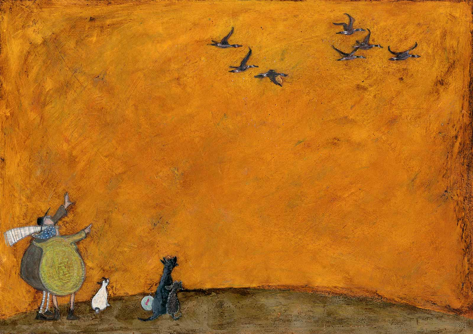 Until We Meet Again, Sam Toft
