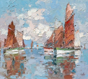 Hoist the Sails,