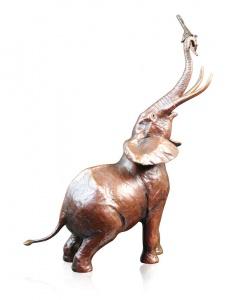 Medium Bull Elephant,