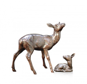 Hind and Fawn,