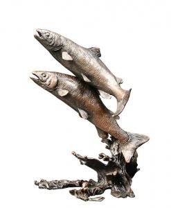 Salmon Pair,