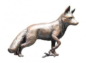Fox Standing,