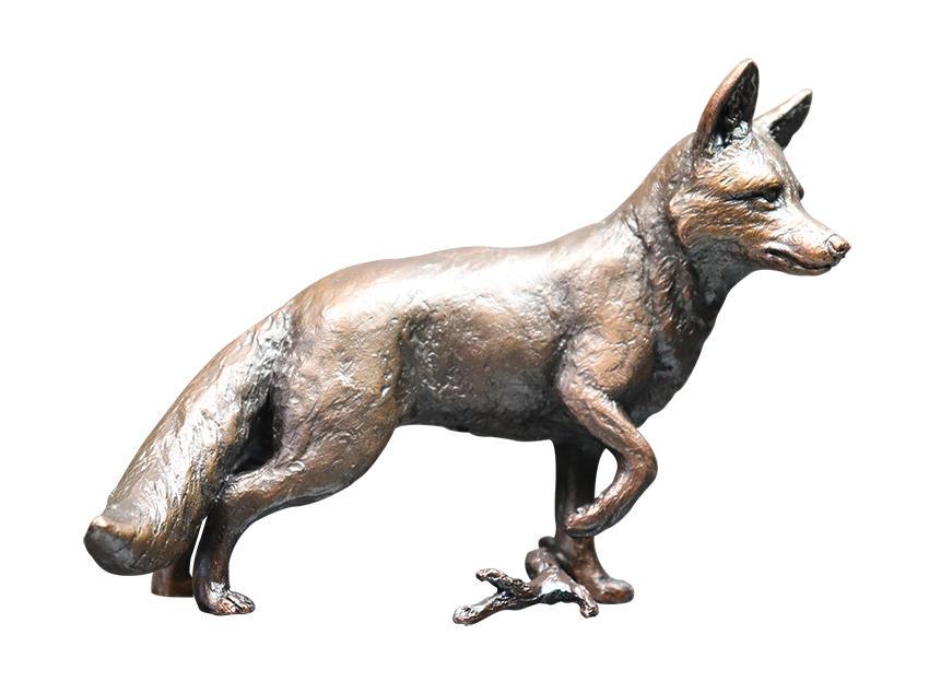 Fox Standing, Keith Sherwin