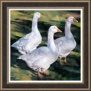Goosey Goosey Gander,