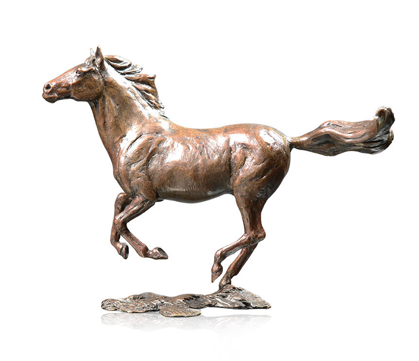 Liberty, Galloping Horse, Michael Simpson