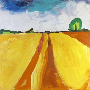 Yellow Field,