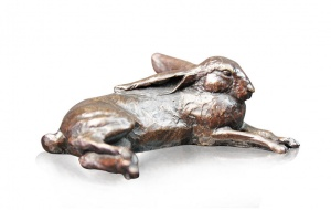 Small Hare Lying,