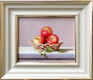 Basket of Apples,