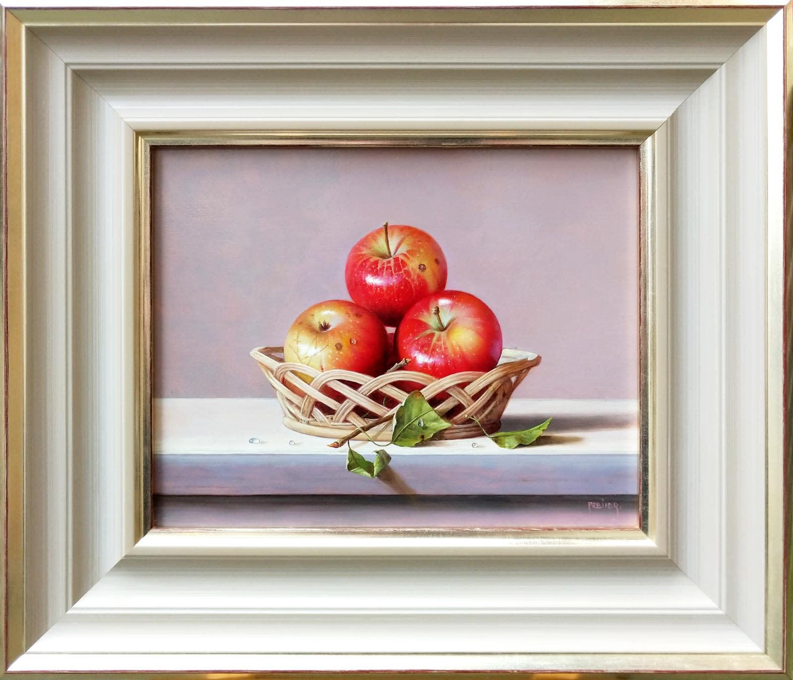 Basket of Apples, Zoltan Preiner