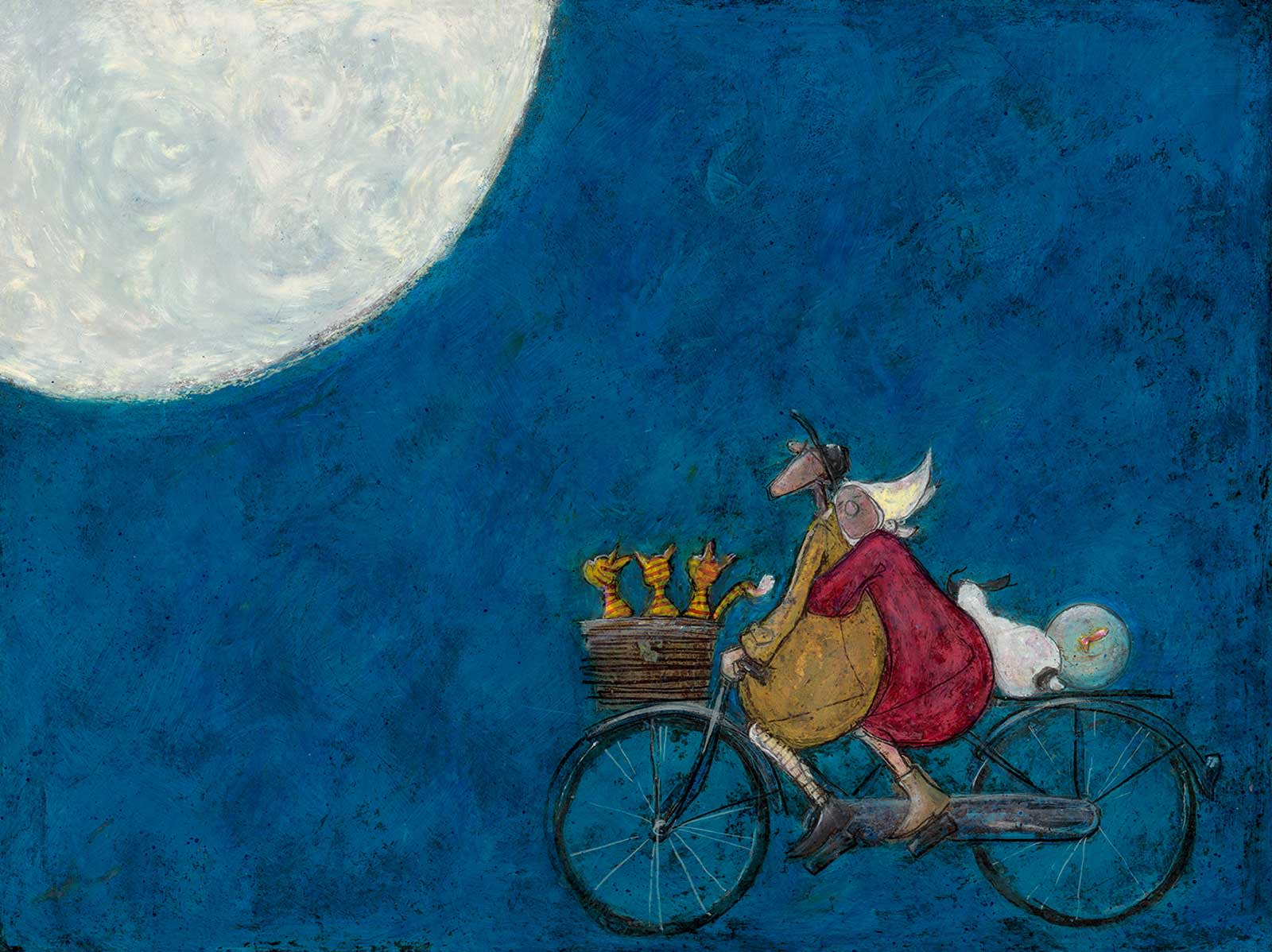 Moonlight Drive, Sam Toft