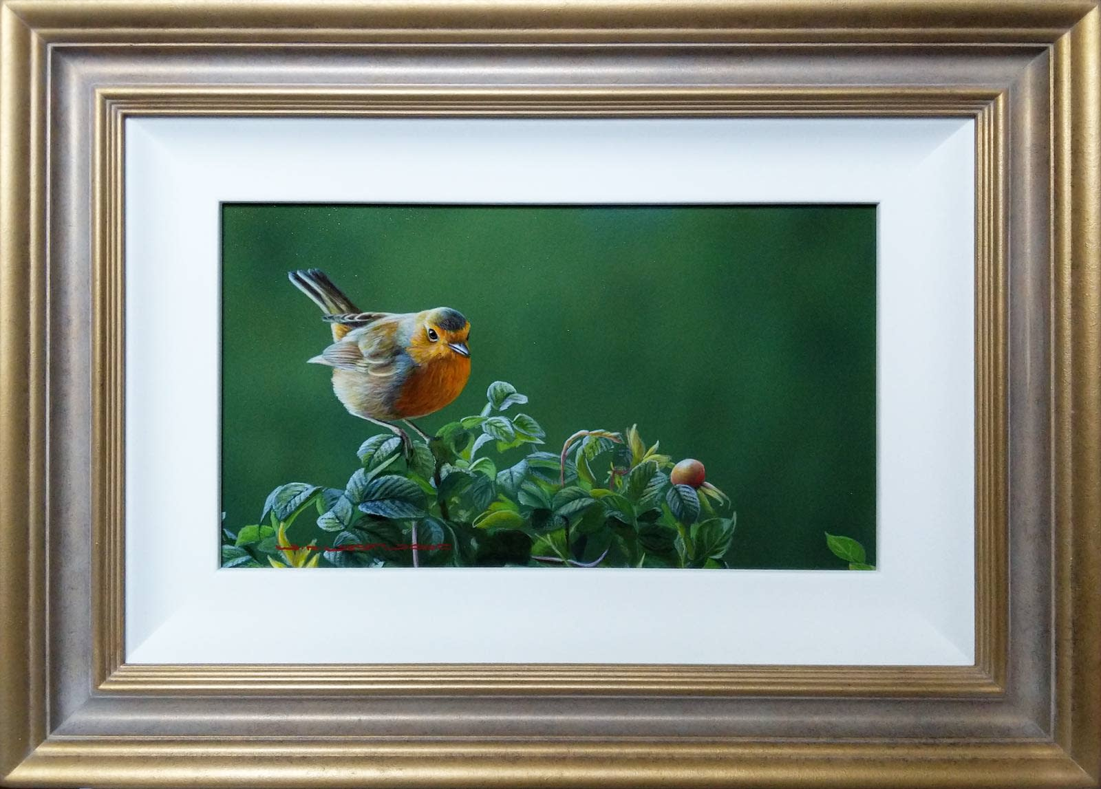 Robin on Branch Commission, Wayne Westwood
